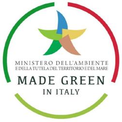 Made Green in Italy logo